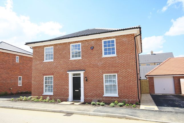 Thumbnail Property to rent in Adcock Drive, Sprowston, Norwich