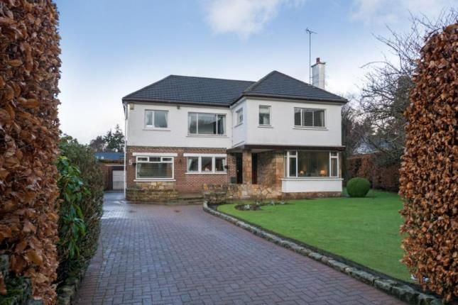Thumbnail Detached house for sale in Herndon Court, Newton Mearns, East Renfrewshire