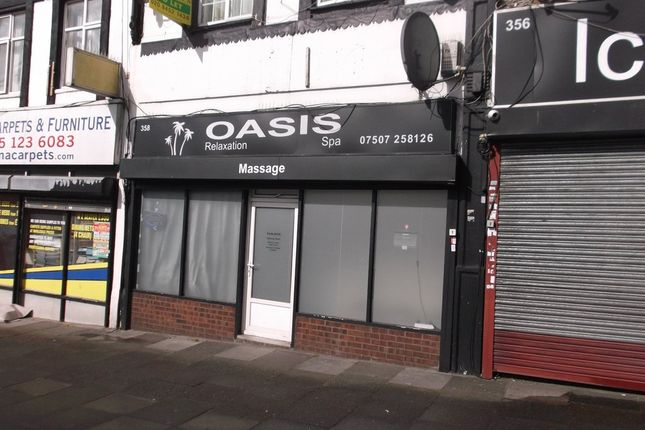 Thumbnail Retail premises to let in Neasden Lane North, London