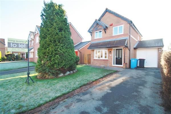 Thumbnail Detached house to rent in Goodshaw Road, Walkden, Manchester