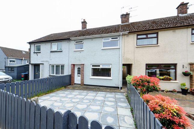 Thumbnail Terraced house for sale in Ryan Park, Castlereagh, Belfast