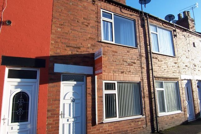 Thumbnail Terraced house to rent in Sookholme Road, Shirebrook, Mansfield