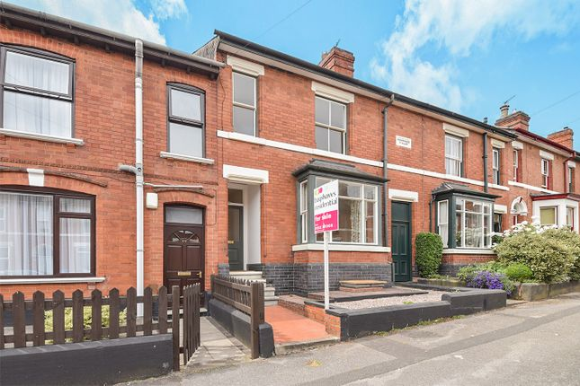 3 bed terraced house for sale in Arthur Street, Derby