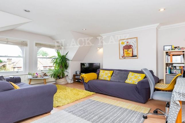 Thumbnail Flat to rent in Weston Park, London