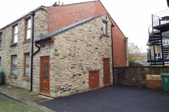 Thumbnail Flat to rent in Silver Street, Ramsbottom, Bury
