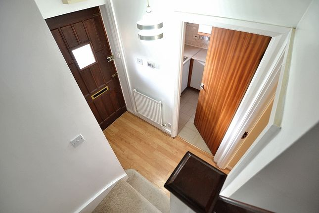 Entrance Hallway of Huntsmead Close, Thornhill, Cardiff. CF14