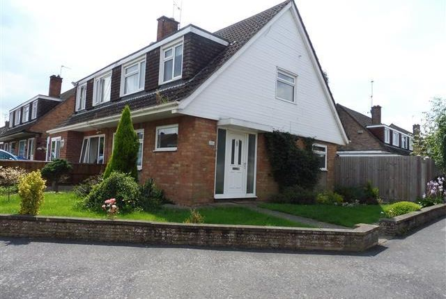 3 bed semi-detached house to rent in Packer Avenue, Leicester Forest East, Leicester LE3