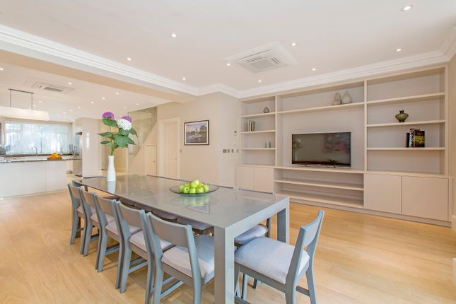 Thumbnail Terraced house to rent in Chilworth Street, Bayswater, London