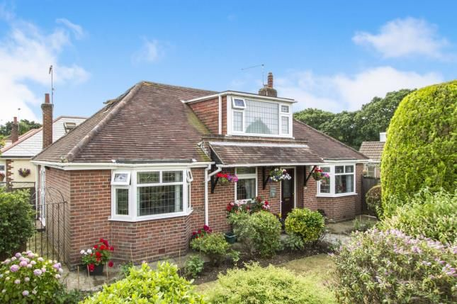 Thumbnail Bungalow for sale in Redhill, Bournemouth, Dorset