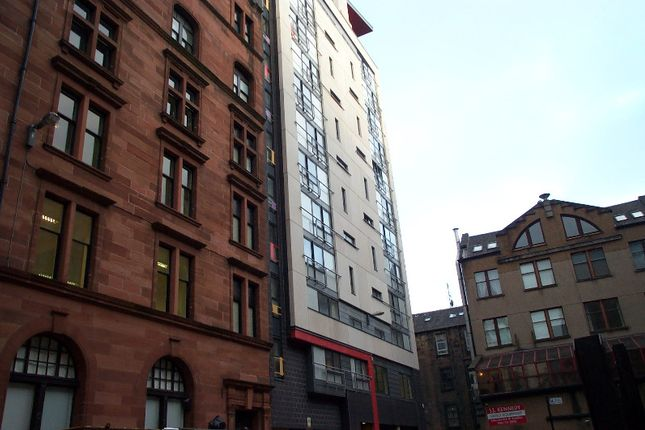 Thumbnail Flat to rent in Holm Street, City Centre, Glasgow