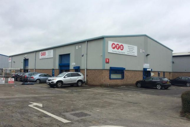 Industrial to let in Unit 9, Clifton Moor Industrial Estate, Seafire Close, York