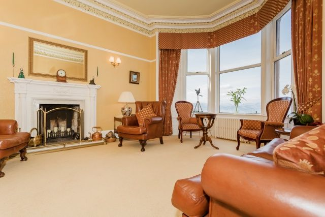 Thumbnail Detached house for sale in 20 Barrhill Road, Gourock