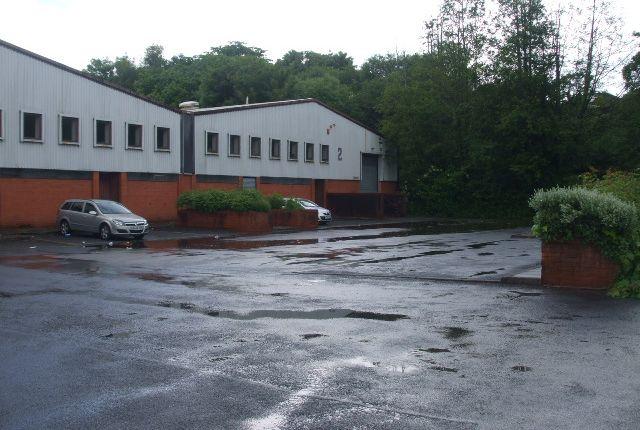 Thumbnail Industrial to let in Cyfarthfa Industrial Estate, Merthyr Tydfil