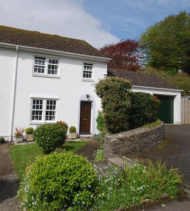 Thumbnail End terrace house for sale in Redinnick Gardens, Penzance