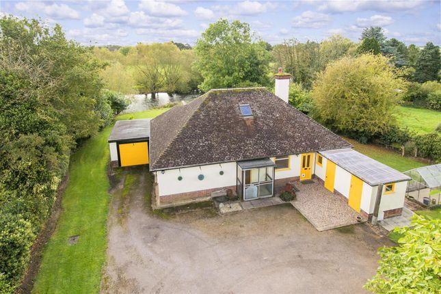Thumbnail Detached bungalow for sale in Luddington Road, Stratford-Upon-Avon