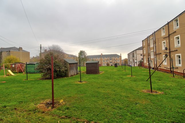 Rear Garden. of Clepington Road, Dundee DD3