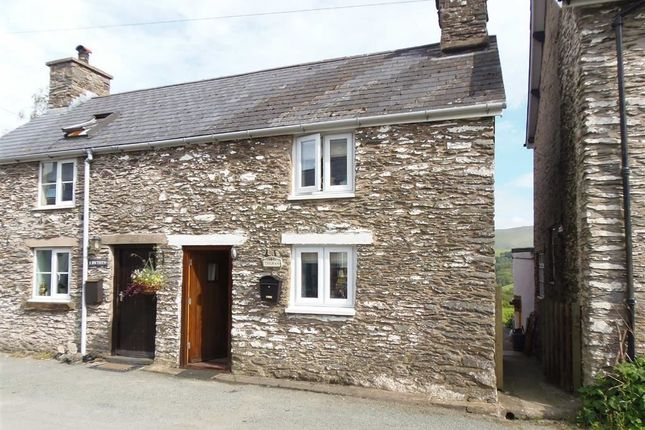 Thumbnail Cottage for sale in Tegfan, Darowen, Machynlleth, Powys