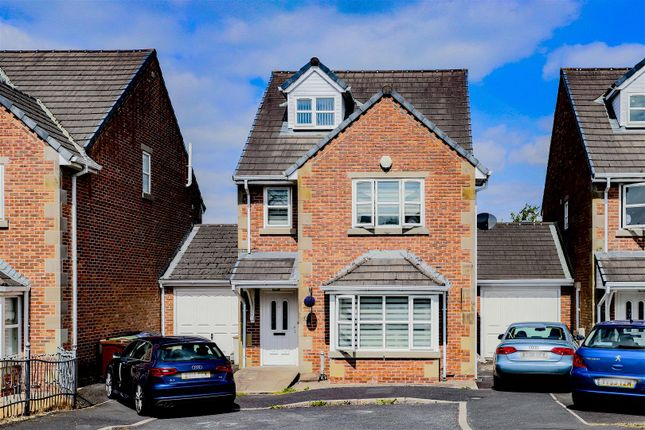 4 bed detached house for sale in Oakenshaw Croft, Clayton Le Moors, Accrington BB5