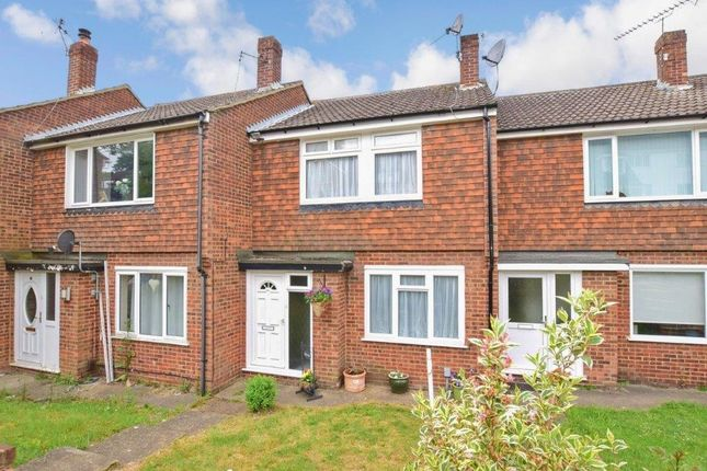 Thumbnail Terraced house to rent in Wetheral Drive, Chatham