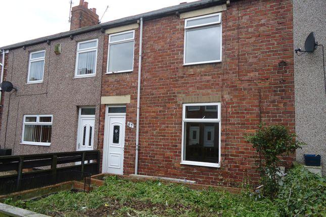 Thumbnail Terraced house to rent in Poplar Street, Ashington, Northumberland