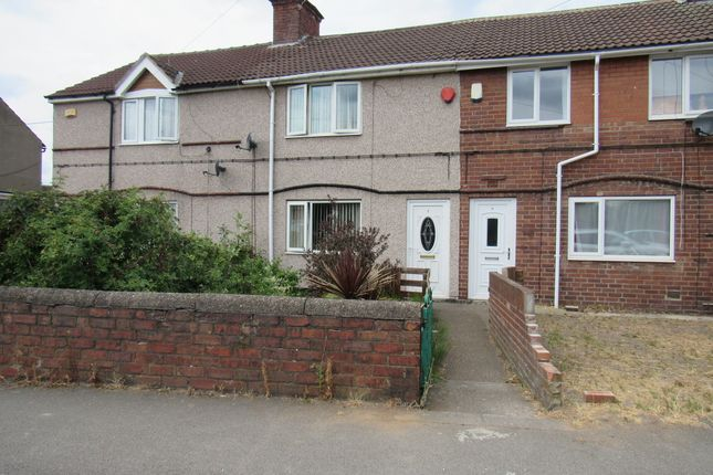 Thumbnail Terraced house to rent in King Georges Road, Rossington