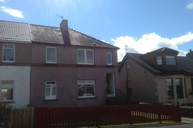 Thumbnail Flat for sale in Pather Street, Wishaw