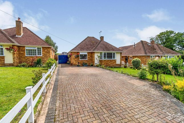 Thumbnail Detached bungalow for sale in Springford Close, Aldermoor, Southampton