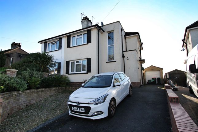 Thumbnail Semi-detached house for sale in Stelvio Park Drive, Newport