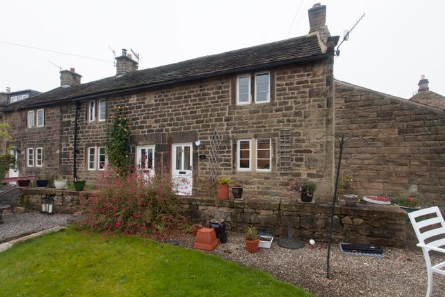 Thumbnail Terraced house for sale in Upper Burch Row, Eyam, Hope Valley