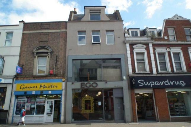 Thumbnail Flat to rent in High Street, Penge, London