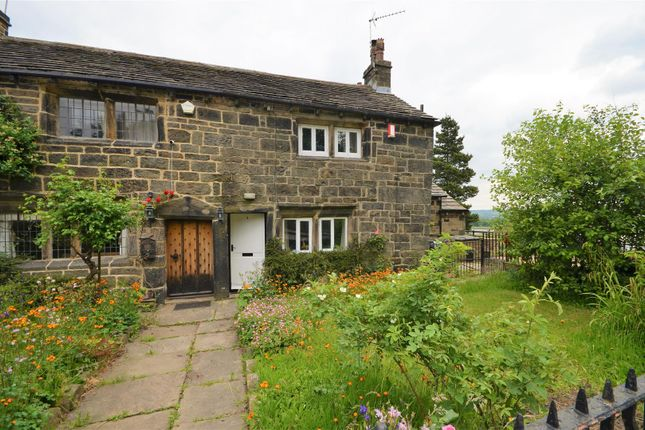 Thumbnail Cottage for sale in Royds Hall Cottages, Royd Hall Lane, Low Moor, Bradford