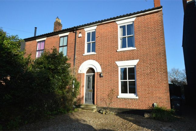 Thumbnail Semi-detached house for sale in Ash Grove, Norwich