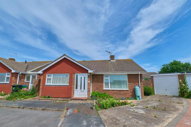 Detached bungalow for sale in Elgin Gardens, Seaford
