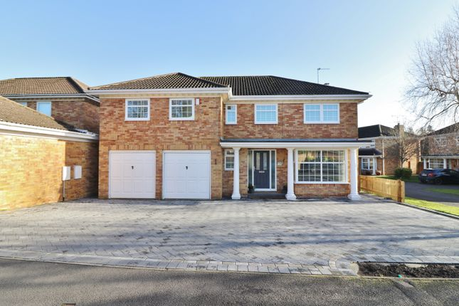 Thumbnail Detached House For In Missenden Acres Hedge End Southampton Hampshire