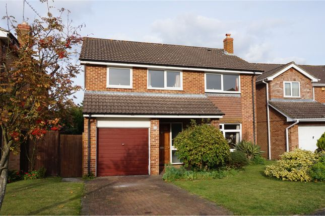 Thumbnail Detached house for sale in The Sett, Yateley