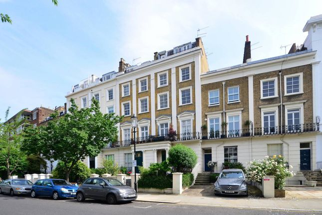 Thumbnail Flat to rent in Chepstow Crescent, Notting Hill, London