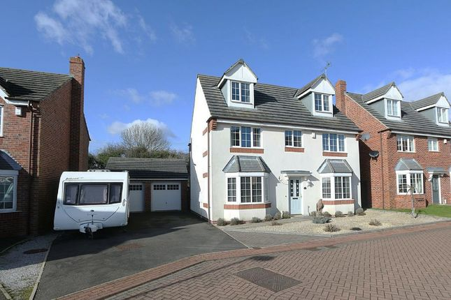 Thumbnail Detached house for sale in 26, King Oswald Road, Epworth, Lincolnshire
