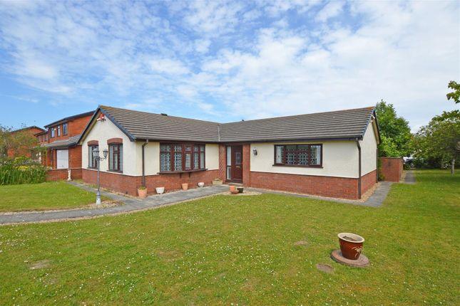 Thumbnail Detached bungalow for sale in St. Asaph Avenue, Kinmel Bay, Conwy