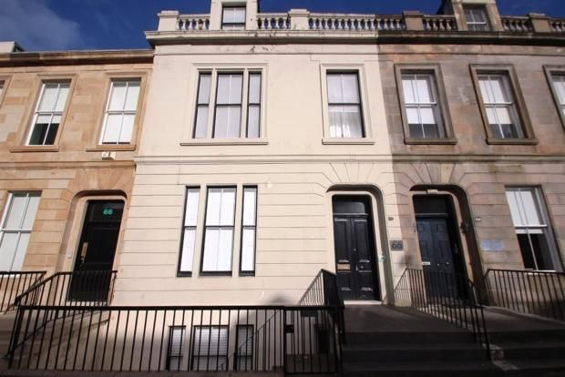 Thumbnail Flat to rent in Berkeley Street, Glasgow