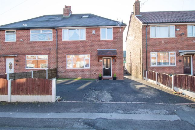 Thumbnail Semi-detached house for sale in Rydal Grove, Farnworth, Bolton