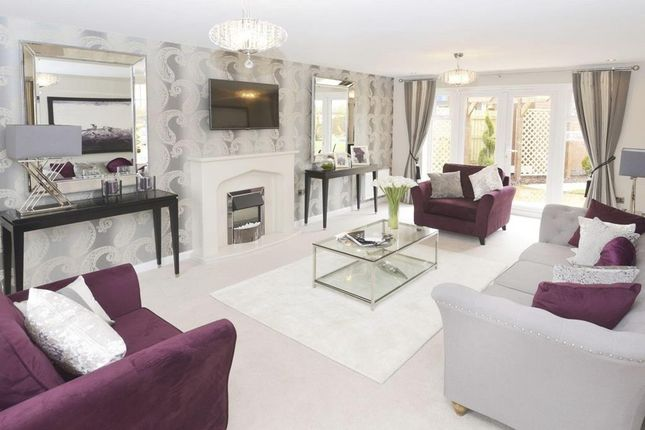 """Thumbnail Detached house for sale in """"Henley"""" at Hassall Road, Alsager, Stoke-On-Trent"""