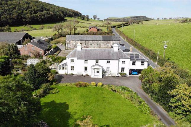 Thumbnail Farm for sale in Clarach, Aberystwyth, Ceredigion