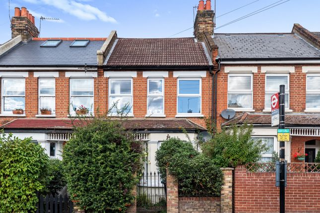 Thumbnail Terraced house to rent in Spa Hill, London