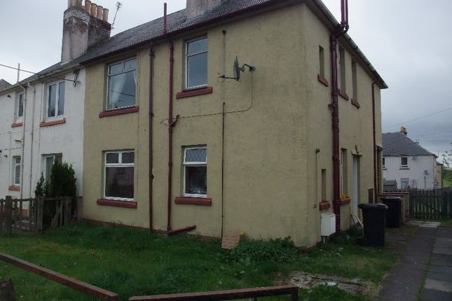 Thumbnail Flat to rent in Sunnybraes Terrace, Steelend, Fife
