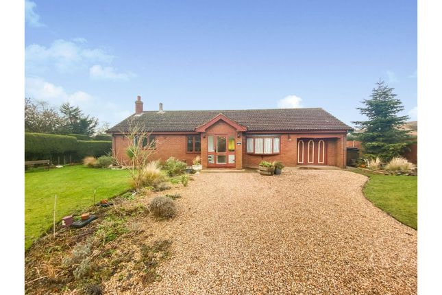 3 bed detached bungalow for sale in Kimes Lane, Boston PE22