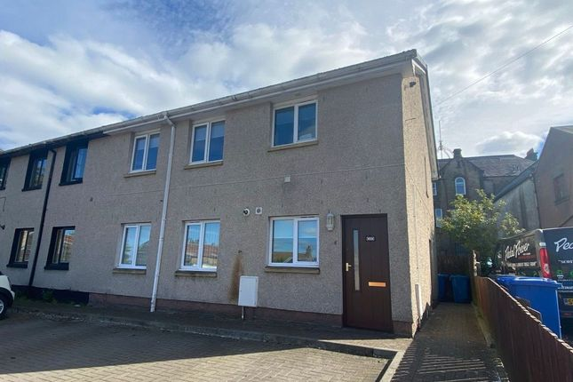 Thumbnail Flat for sale in Mungle Streeet, West Calder