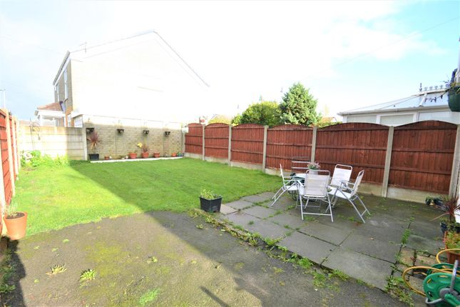 Rear Garden of Abbey Road, Tyldesley, Manchester M29
