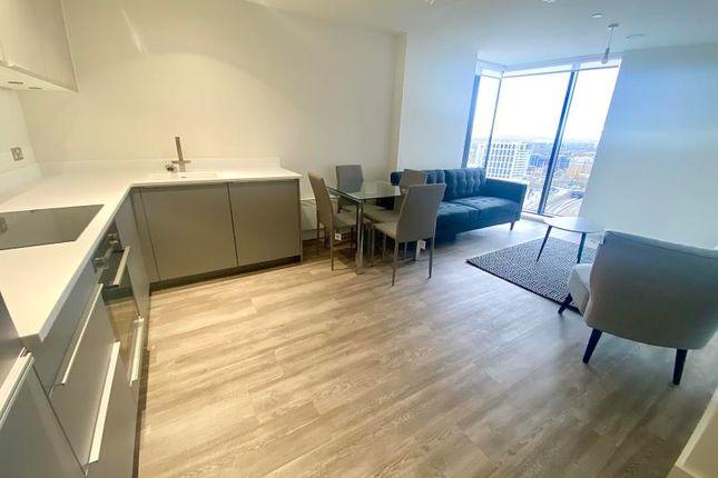 Thumbnail Flat to rent in The Bank, 58 Sheepcote Street, Birmingham