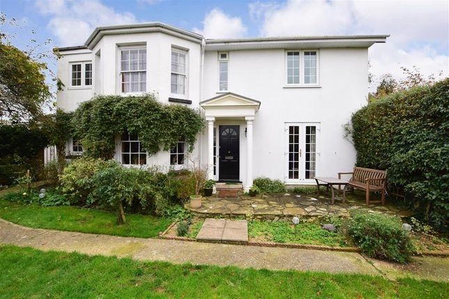 Thumbnail Detached house for sale in Staplers Road, Newport, Isle Of Wight
