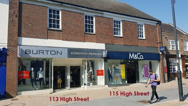 Thumbnail Leisure/hospitality to let in High Street, Bromsgrove